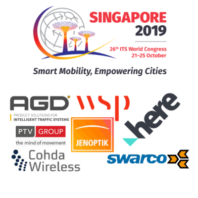 Platooning, mapping, mobility and youth on Singapore countdown podcast image