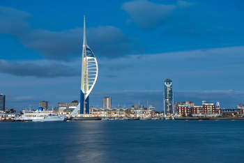 Pompey advertises £70m design and build contract for new road image