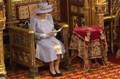 Queen's Speech: Transport and infrastructure key to union's levelling up image