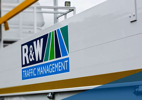 R&W Traffic Management crosses over to Chevron image
