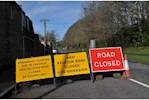 Repairs to start on A431 landslip image