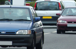 Revenue from car tax falls by £93m image