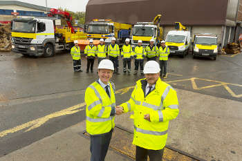 Ringway contract extensions bring new people into industry image