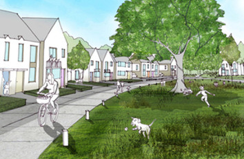 SISK scoops £8m job for 200-hectare housing scheme image
