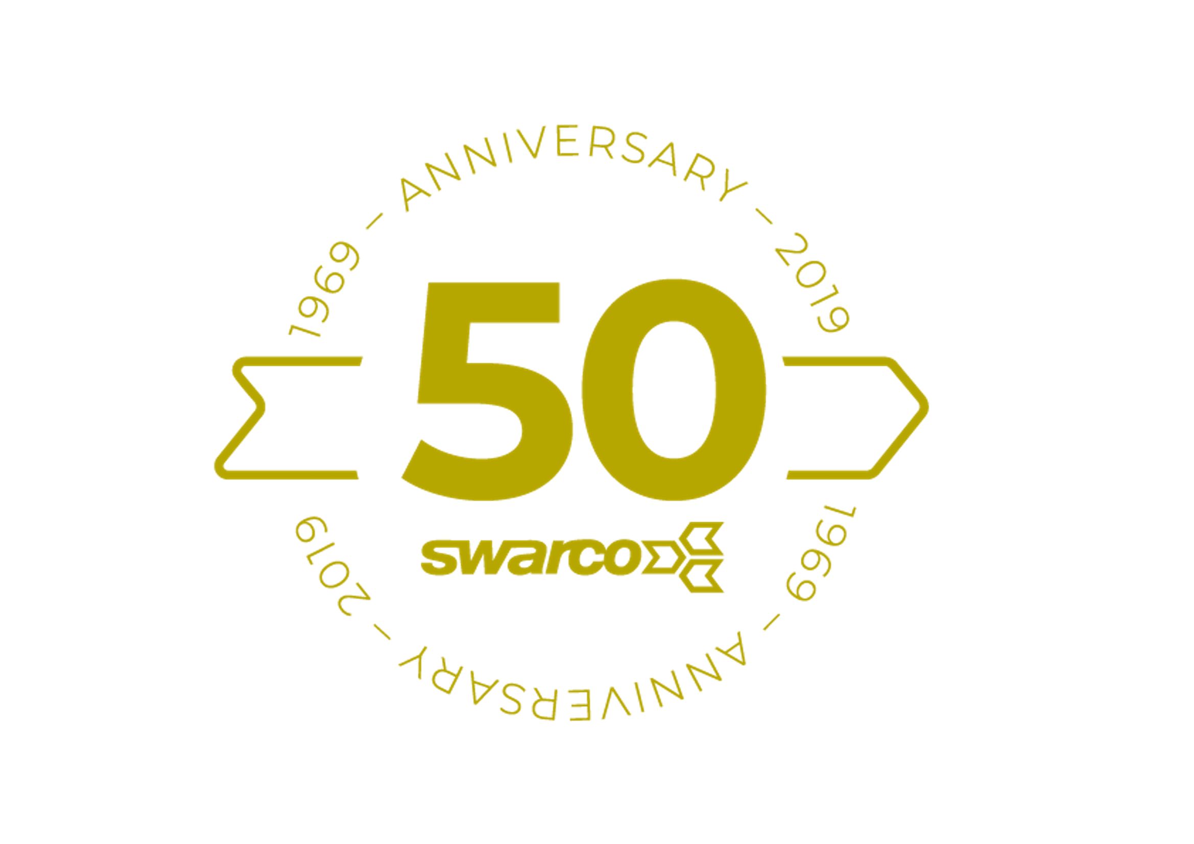 SWARCO celebrates its 50th with big splash at Traffex  image