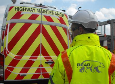 Scotland contractors call for end to roadworker abuse image