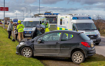 Scotland road safety: Difficulties on journey of progress image