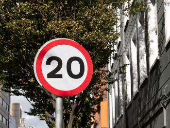 Scotlands 20mph roll-out suffers blow image