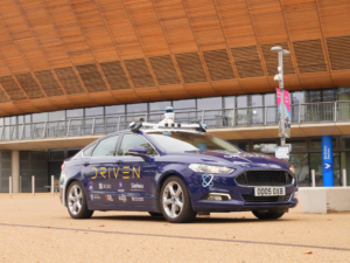 Self-driving cars navigate London streets with £13m project image