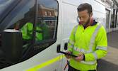 Siemens equips maintenance crews with new tablet technology image