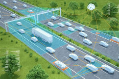 Siemens to lay foundations for UKs largest on-street CAV testbed image