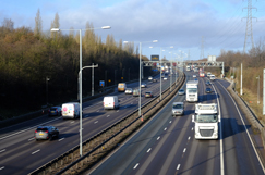 Smart motorway sees crashes rise 50% in five years image