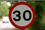 Speed limit guidance published for councils image