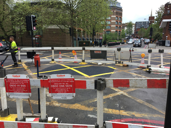 Street works – getting it right image