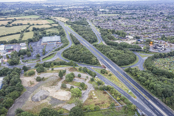 Swindon goes straight to work with £45m roads cash image