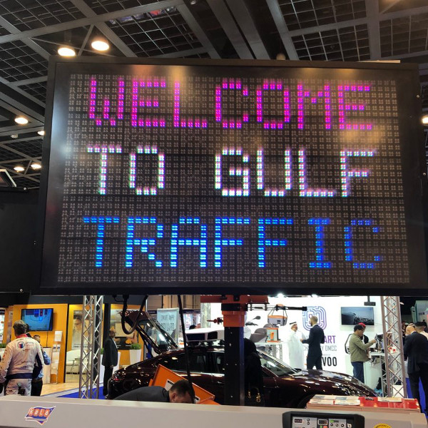 Talking Transport from Gulf Traffic in Dubai online now image