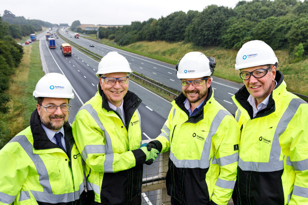 Tarmac pledges efficient and effective stewardship on new A1(M) deal image