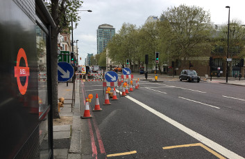 TfL consults on lane rental expansion image
