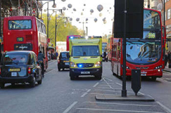 TfL held to account over casualty rates image