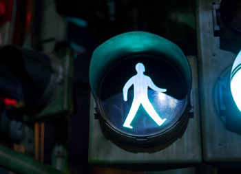 TfL to pilot default green man signal image