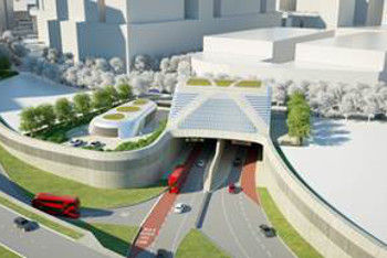 TfL unlocks Silvertown contract while legal battles continue image