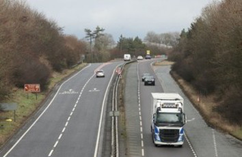 TfN backs £1bn A66 upgrade image