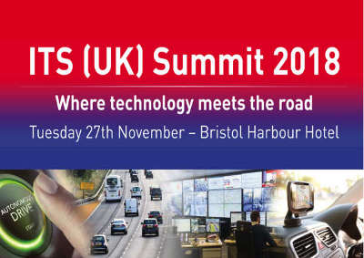 The ITS (UK) Summit 2018 – where the technology meets the road image