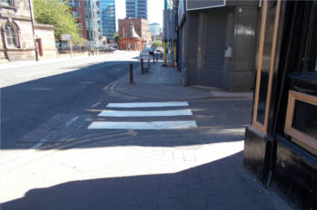 The Ranty Highwayman: Streetscapes for walkers image