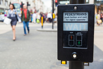 The traffic lights 150th:  TfL changes in favour of pedestrians image