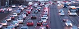 Traffic congestion could cost UK £300bn image