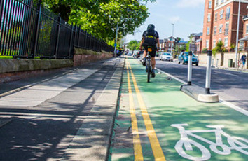 WSP to update cycling infrastructure guidance image