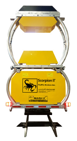 Watch out for the Scorpion at Traffex image