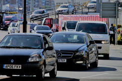 Weekend to see traffic surge as lockdown eases image