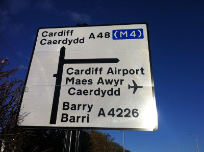 Welsh council sets out plans for £100m road and rail scheme image