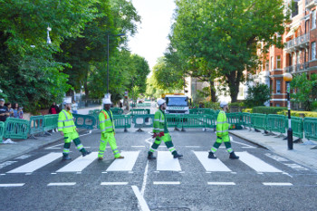 Why don't we do (repairs) in Abbey Road? image