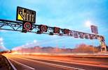 Work on M6 smart motorway upgrade to start image