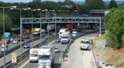 Work starts on £150m managed motorway image