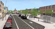 Work starts on Stockton high street revamp image