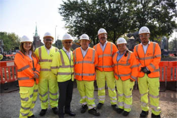 Yes you Khan: Sadiq puts Cycleway 4 in gear image