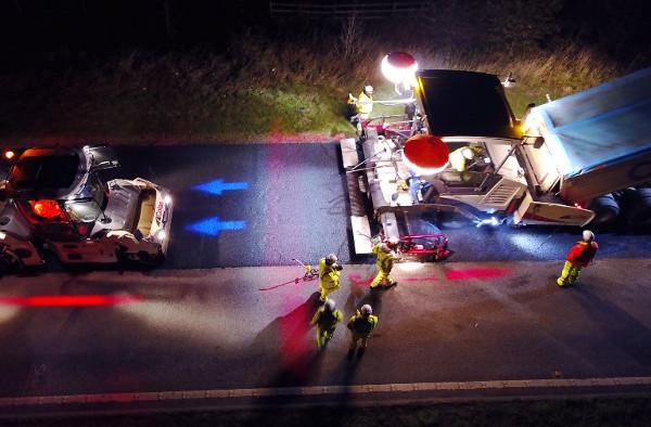 Highways Magazine - Red light spells danger: Colas signposts sector